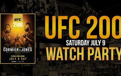 UFC 200 Watch Party