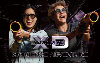 XD Dark Ride Theater