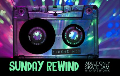 Sunday Rewind Adult Skate