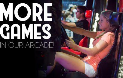 New Arcade Video Games