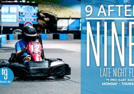 $9 After Nine Racing