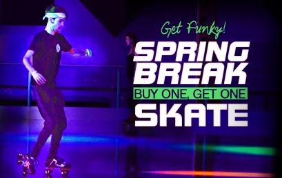 Spring Break Skate 2017