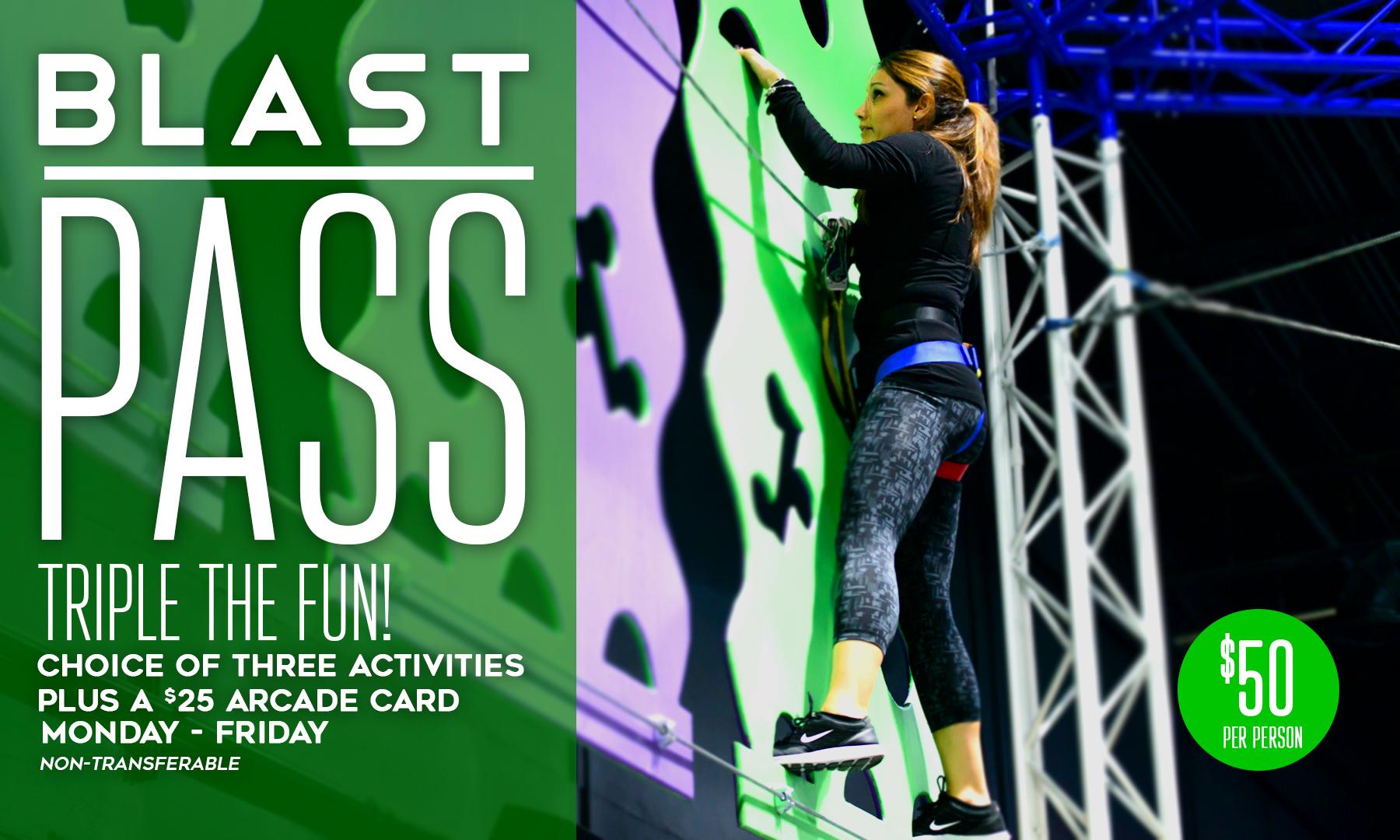 Blast Pass