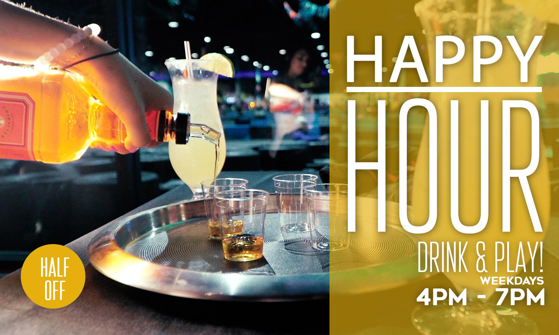 Xtreme Happy Hour