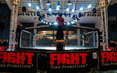Xtreme Action Park Joins Forces With Fight Time Promotions To Bring LIVE Fights To Fort Lauderdale