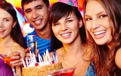 Online Party Booking Now Available