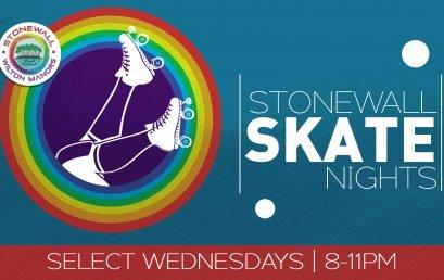 Stonewall Pride Skate Nights