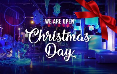 Open Christmas Day!
