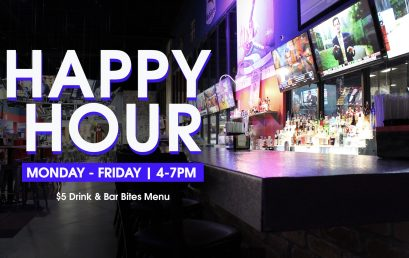 Pit Bar Happy Hour
