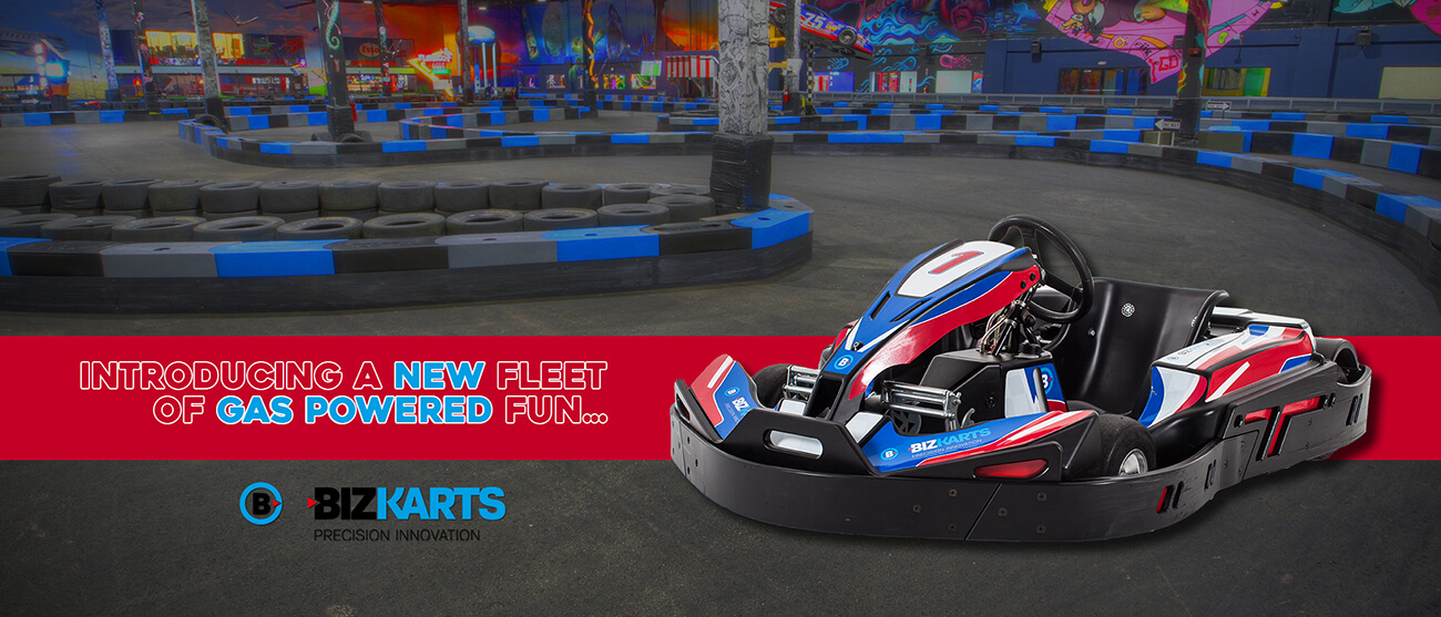 Welcome our New Karts!