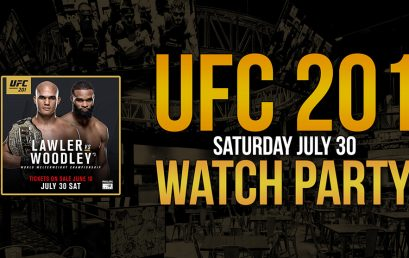 UFC 201 Watch Party
