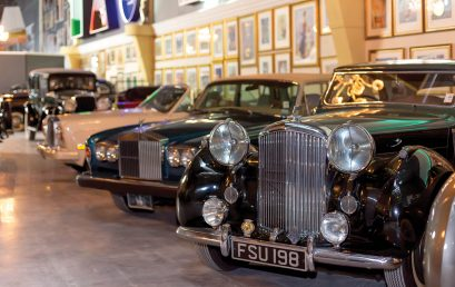 New Fort Lauderdale Auto Museum featured In Sun-Sentinel Article – May 9, 2017