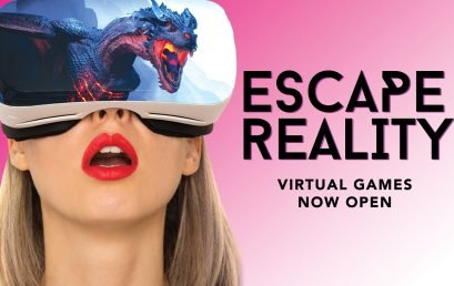 Virtual Reality Games – Now at Xtreme