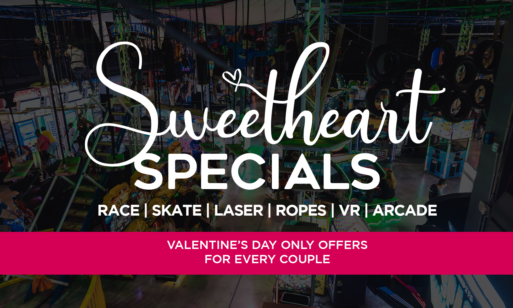 Valentines Day Special for Couples