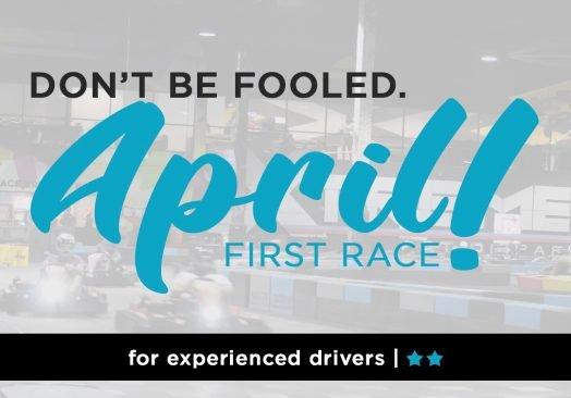 April Fools Day Race