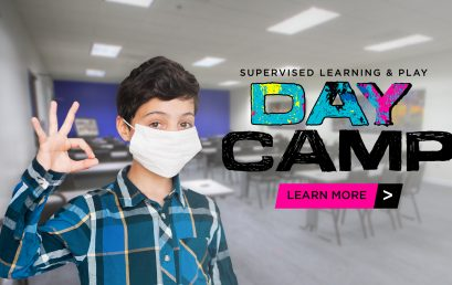 Distance Learning Day Camp