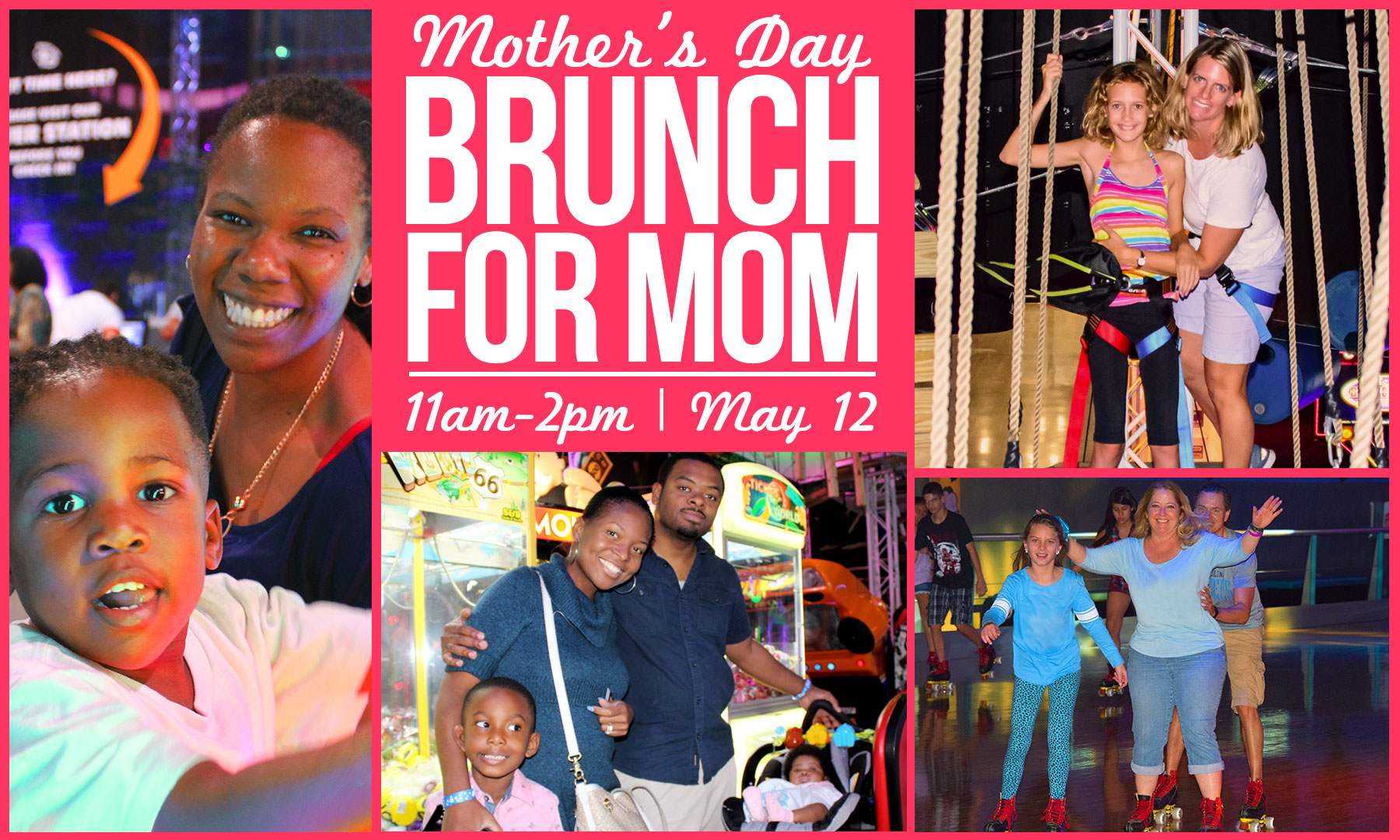Mom's Brunch for Free Mother's Day 2019