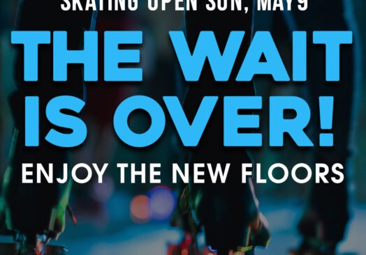 Skating is Open!