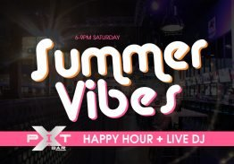 Summer Vibes at The Pit Bar