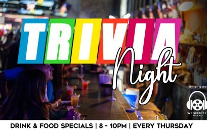 Trivia Night | Every Thursday
