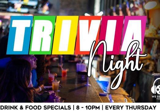 Trivia Night | Every Thursday
