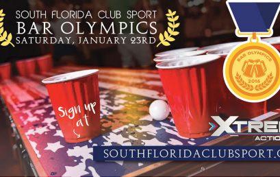 South Florida Club Sport Bar Olympics