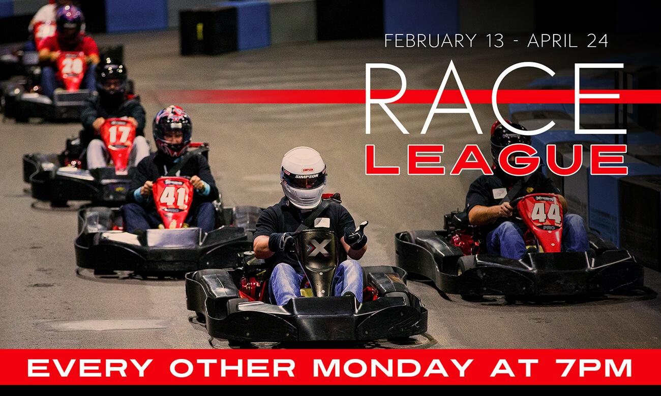 2017 Spring Race League