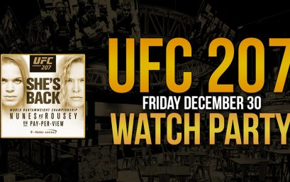 UFC 207 Watch Party