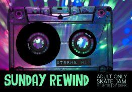 Sunday Rewind Adult Skate