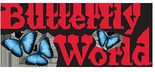 butterfly world logo
