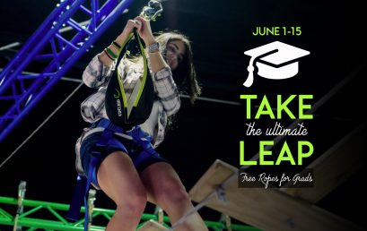 Take the Ultimate Leap!