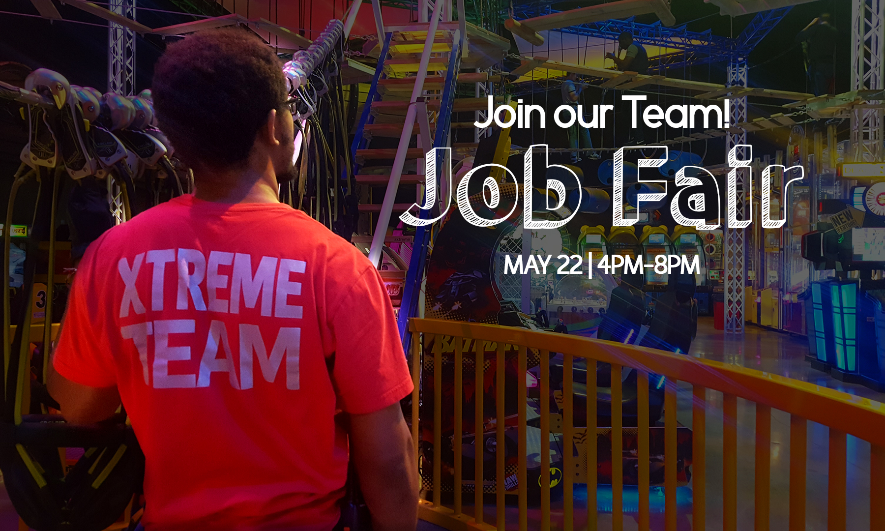 Join Us At Our Job Fair!