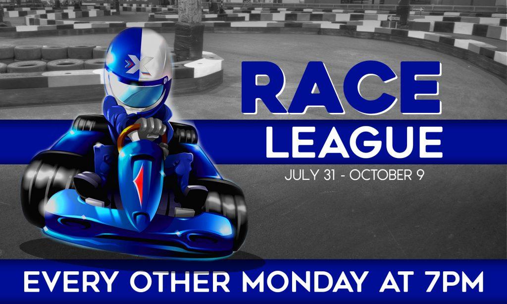 Fall Race League At Xtreme Action Park