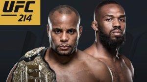 UFC 214 Cormier Jones