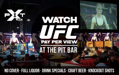 Watch UFC Fights