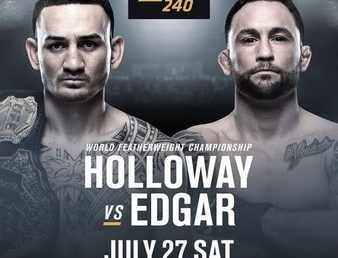 Watch UFC 240 at the Pit Bar