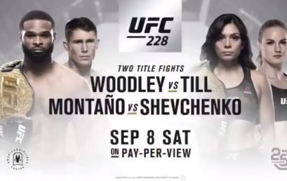 Watch UFC 228 at the Pit Bar