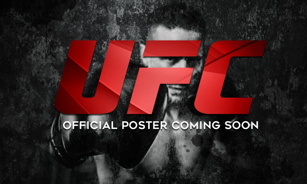 TDB UFC Official Poster Coming Soon