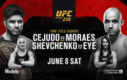 Watch UFC 238 at the Pit Bar