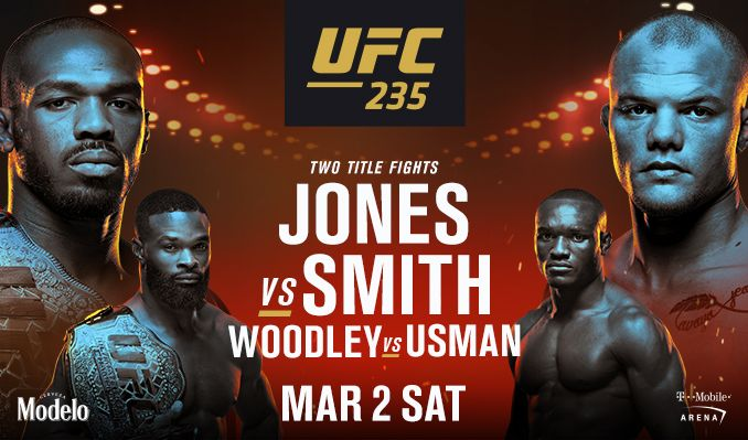 Watch UFC 235 at The Pit Bar