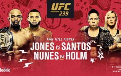 Watch UFC 239 at the Pit Bar