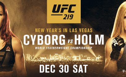 Watch UFC 219 at the Pit Bar