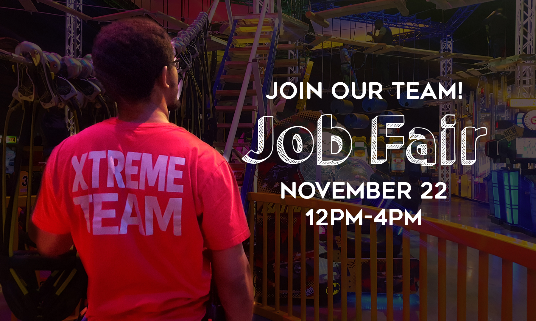 Join Us At Xtreme's Winter Job Fair