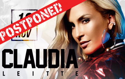 POSTPONED – Claudia Leitte USA Concert Tour 2017