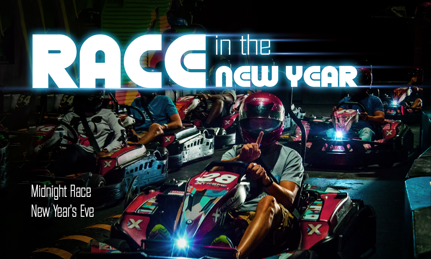 Race in the New Year
