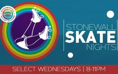Stonewall Pride Skate Nights