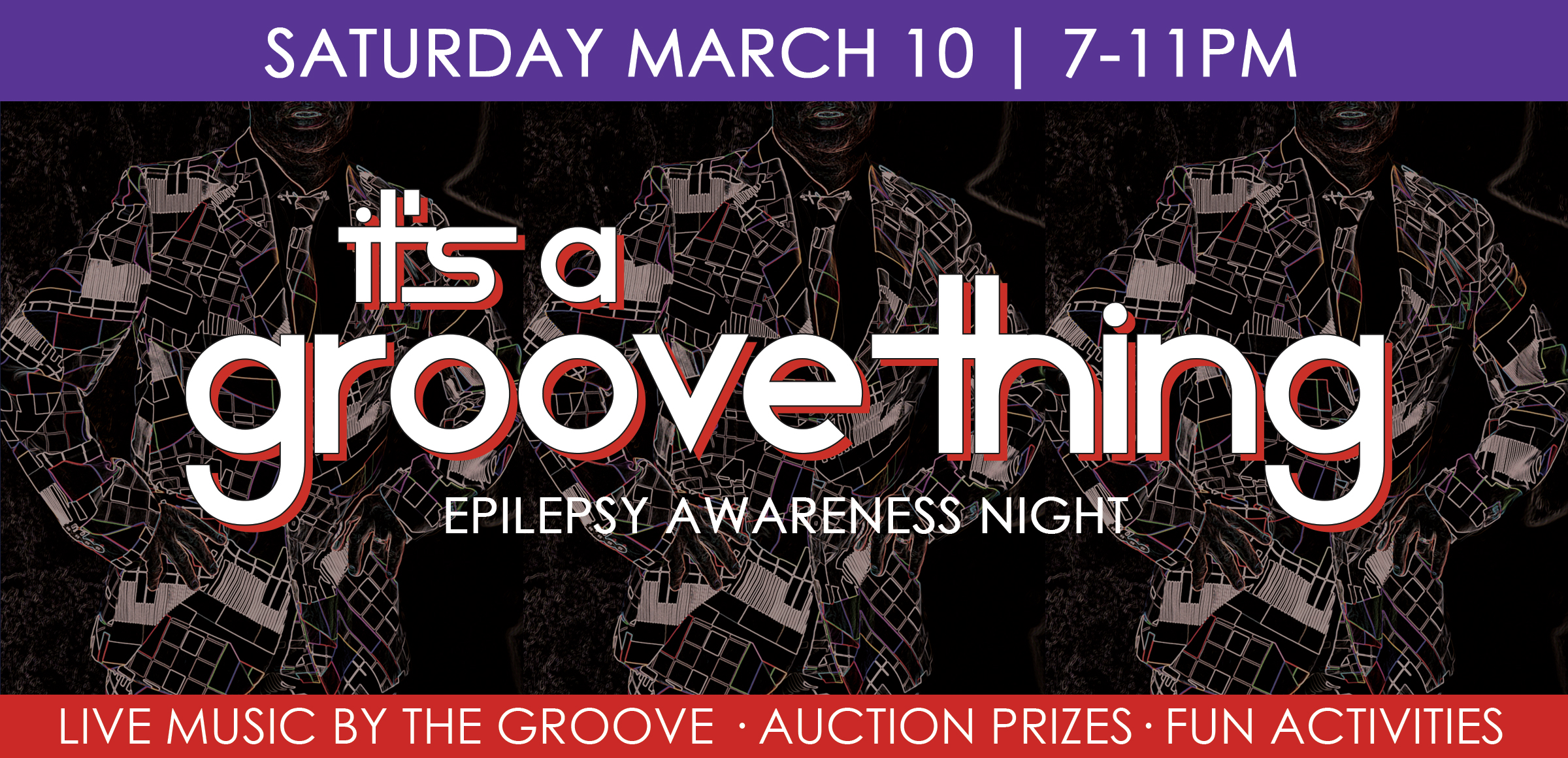 """""""It's a Groove Thing"""" Epilepsy Awareness Night at Xtreme Action Park benefiting the EFOF"""