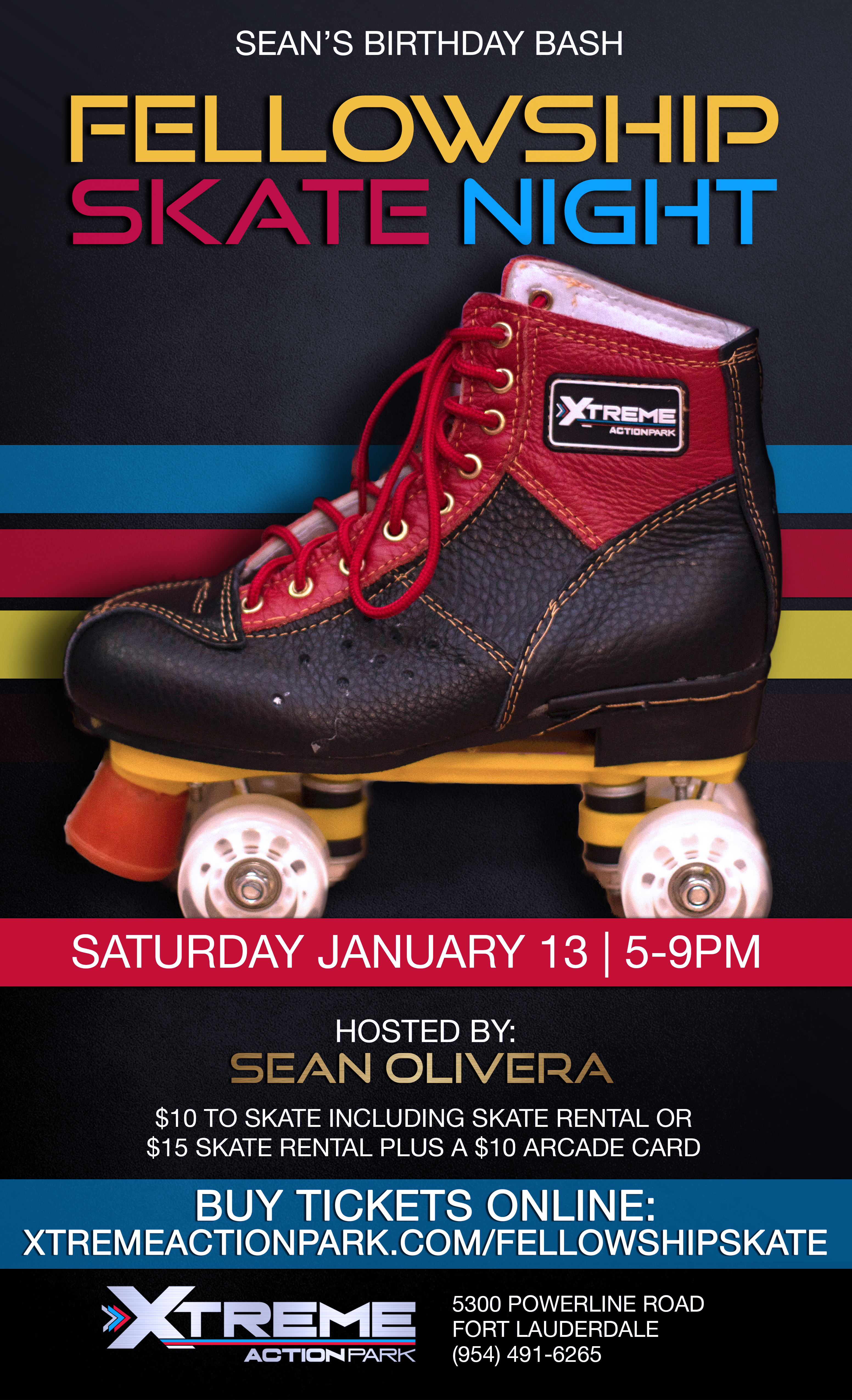 Fellowship Skate Night