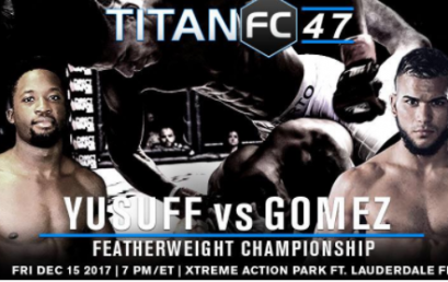LIVE Titan FC 47 MMA Fight