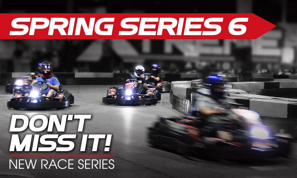 Spring Go-Kart Race Series